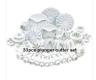 33pcs Plunger Cutter Starter Set