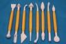 Fondant Modelling Tools - Set of 8