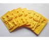 Silicone WINNIE THE POOH, TIGGER, EEYORE, PIGLET chocolate / ice / jelly mould