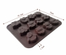 Silicone Chocolate Mould / Ice Mold - OWL